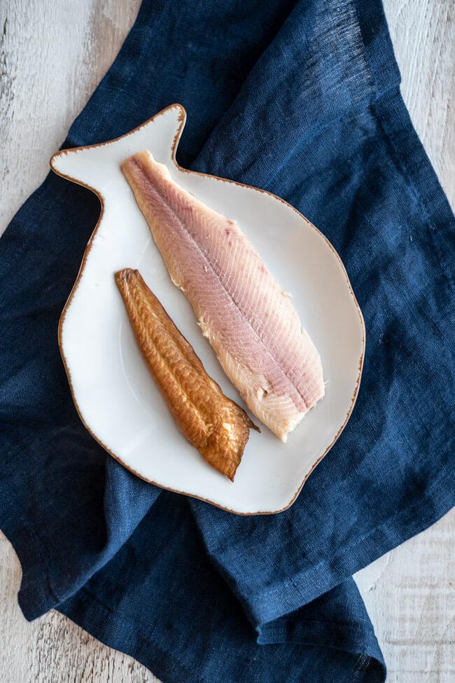 Schollenfilet selbst heiß räuchern Zwilling Räuchertopf Fisch räuchern beizen Kitchen Impossible Cullen Skink