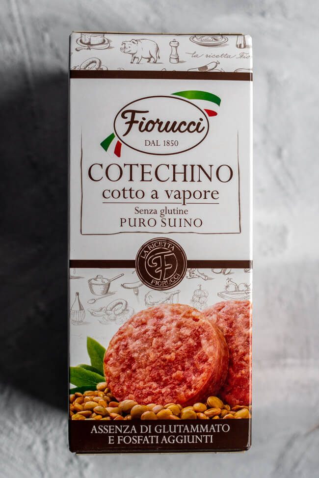 Cotechino italienische Rohwurst Kitchen Impossible