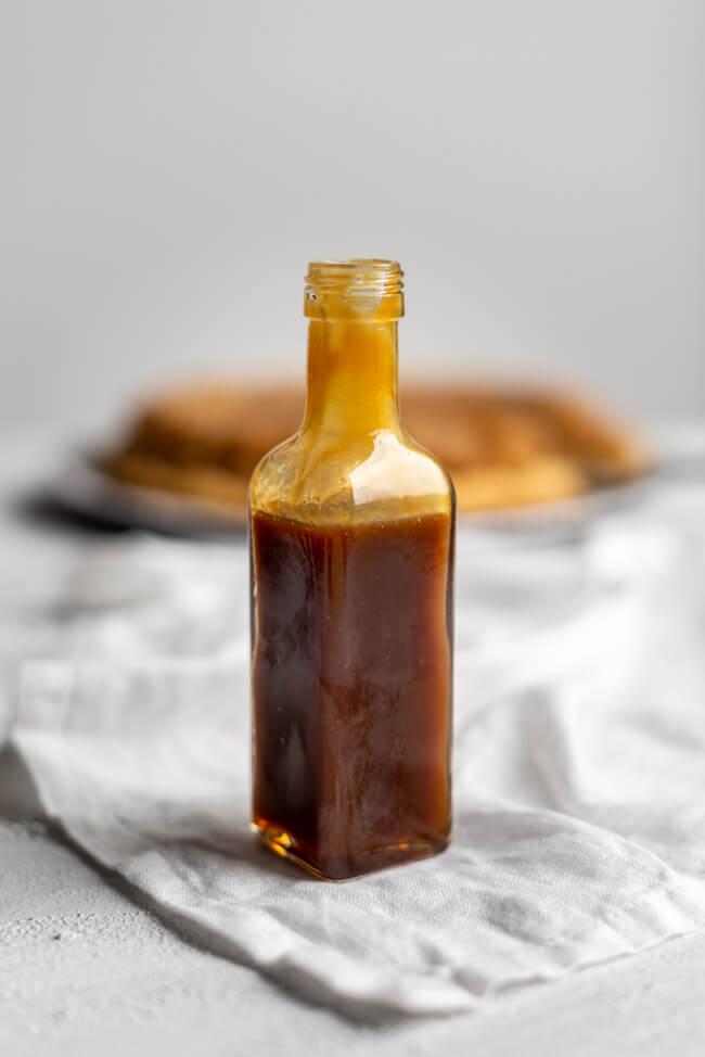 Kitchen Impossible WOlfgang Kuchler Tim Mälzer Schweiz Taverne zum Schäfli Kuchenklassier Backen Karamell Apfelkuchen Karamellsauce mit Balsamico