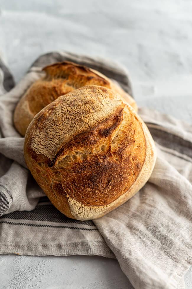 sosein Weizensauerteig Brot Weizenbrot