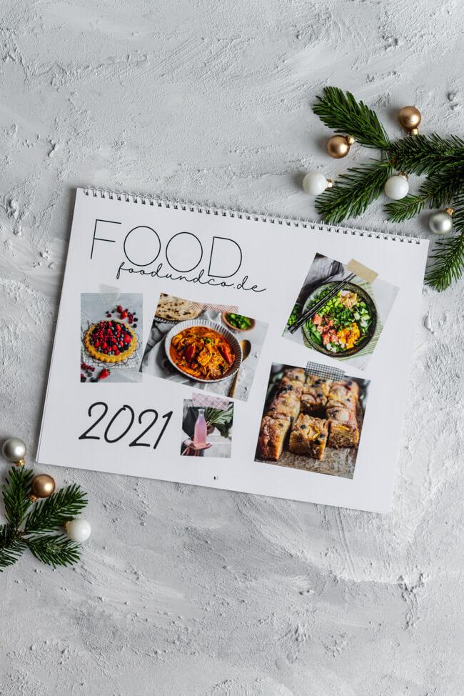 foodundco.de Foto Wandkalender von Vistaprint