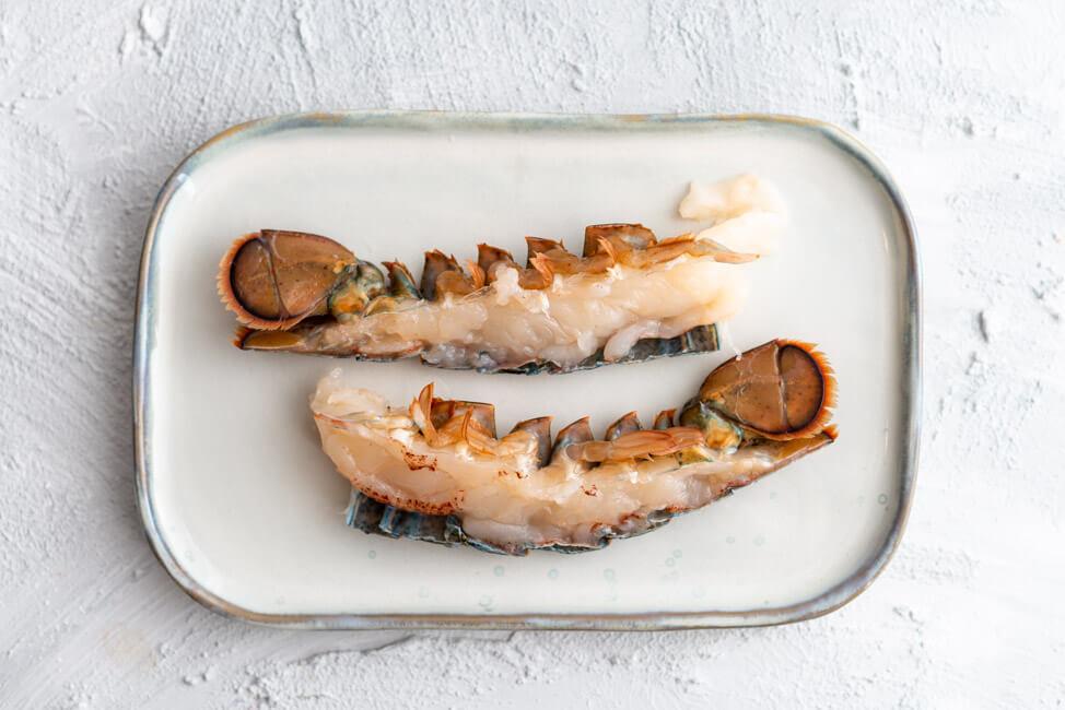 Hummerschwänze von ESCAL Seafood.