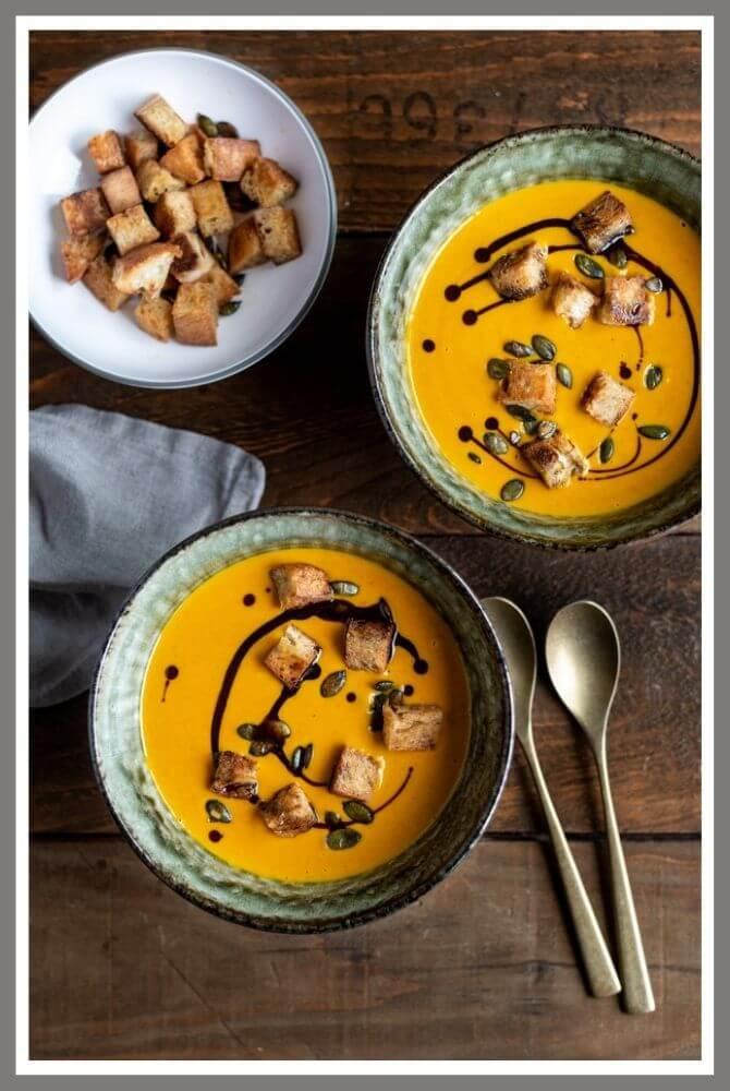 Rubrik suppen